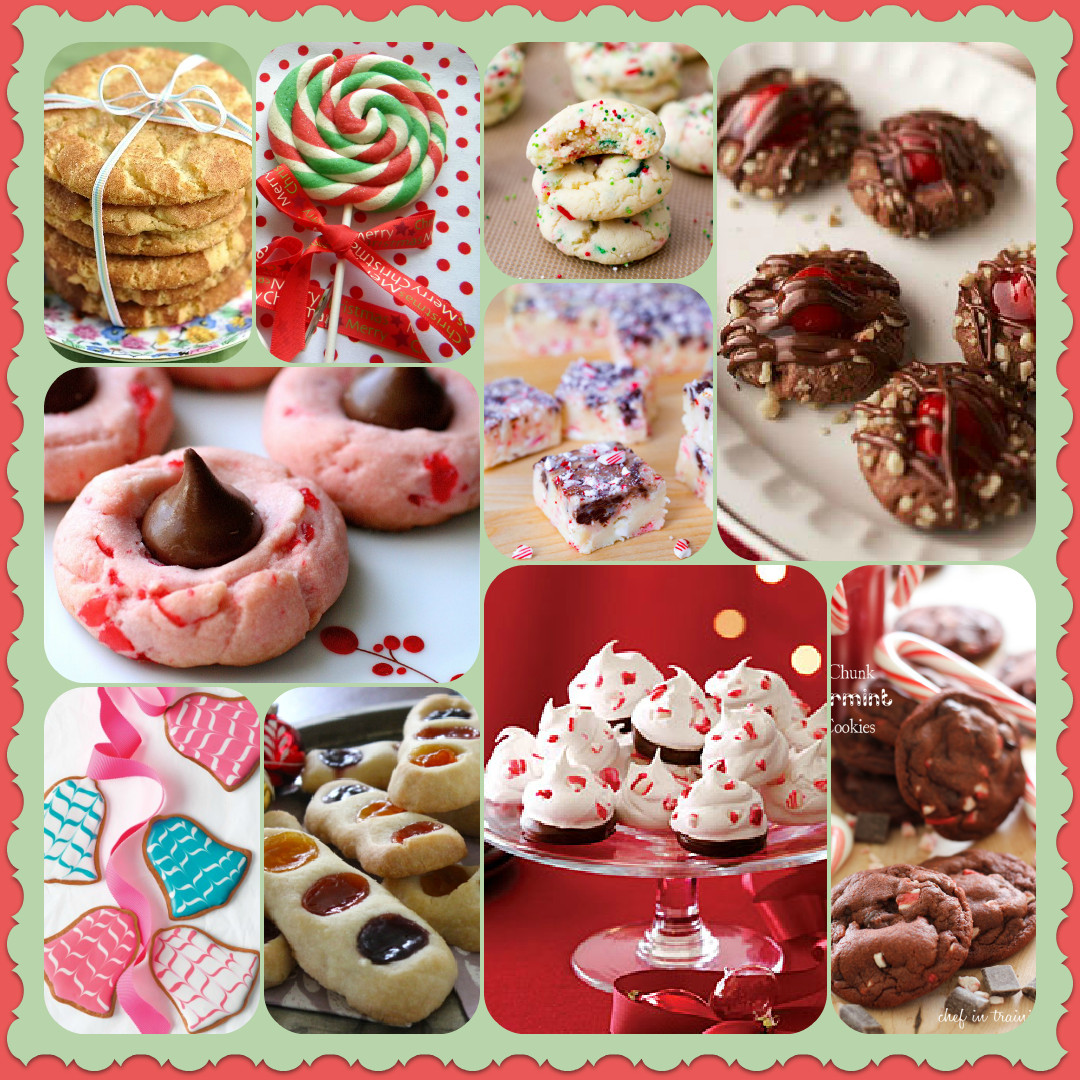 Christmas Baking Ideas For Kids  20 Holiday Christmas Cookie Recipes For Kids Gifts & Dessert