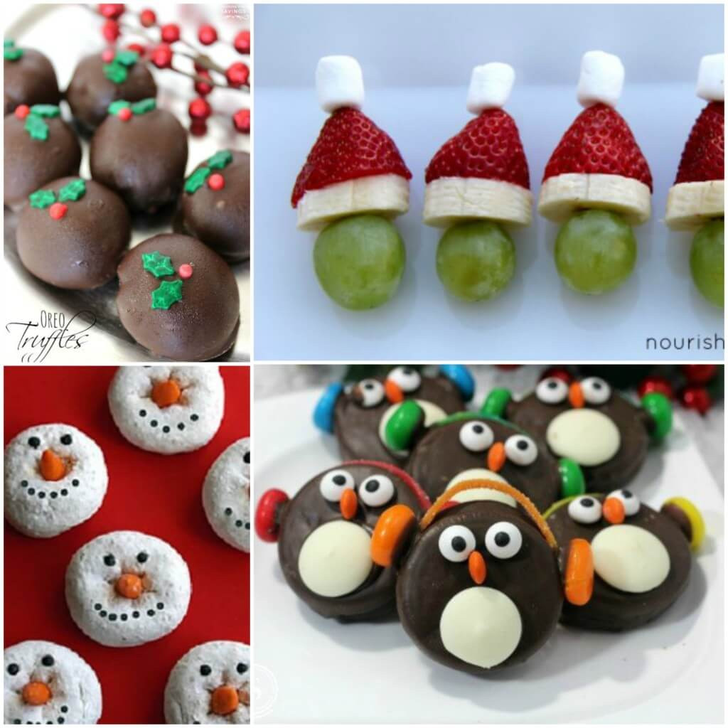 Christmas Baking Ideas For Kids  20 Most Creative Christmas Dessert Ideas for Kids