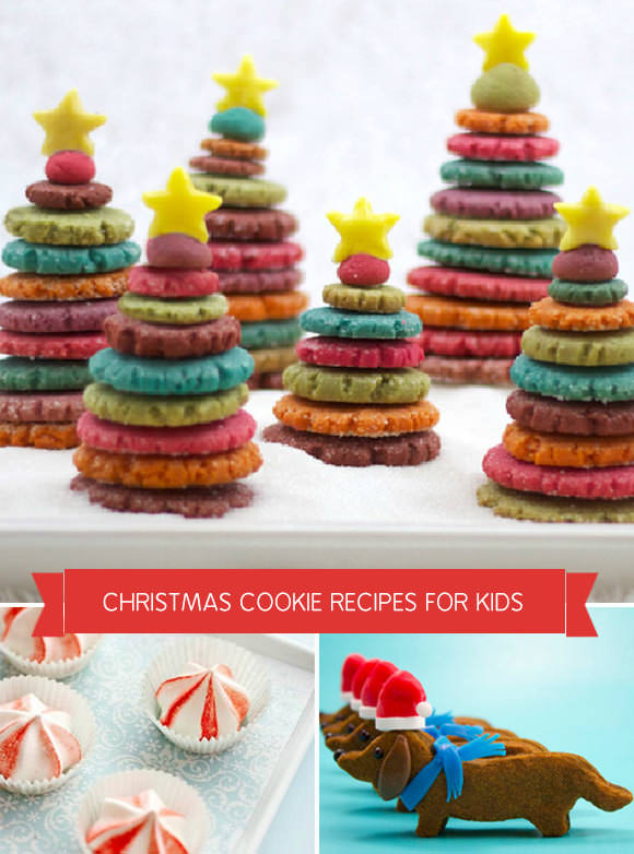 Christmas Baking Ideas For Kids  Best Christmas Cookie Recipes for Kids