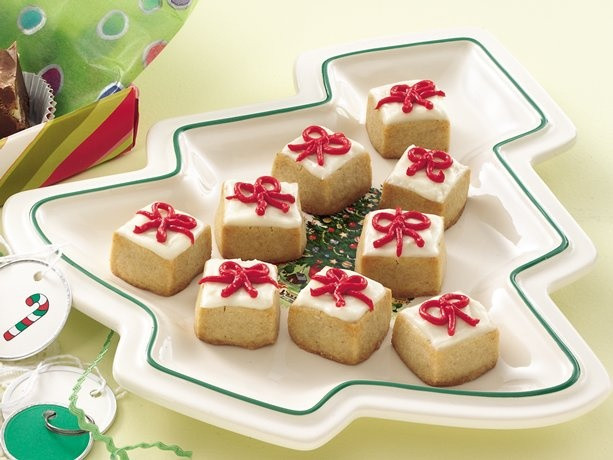 Christmas Baking Ideas  Christmas Bar Packages Recipe