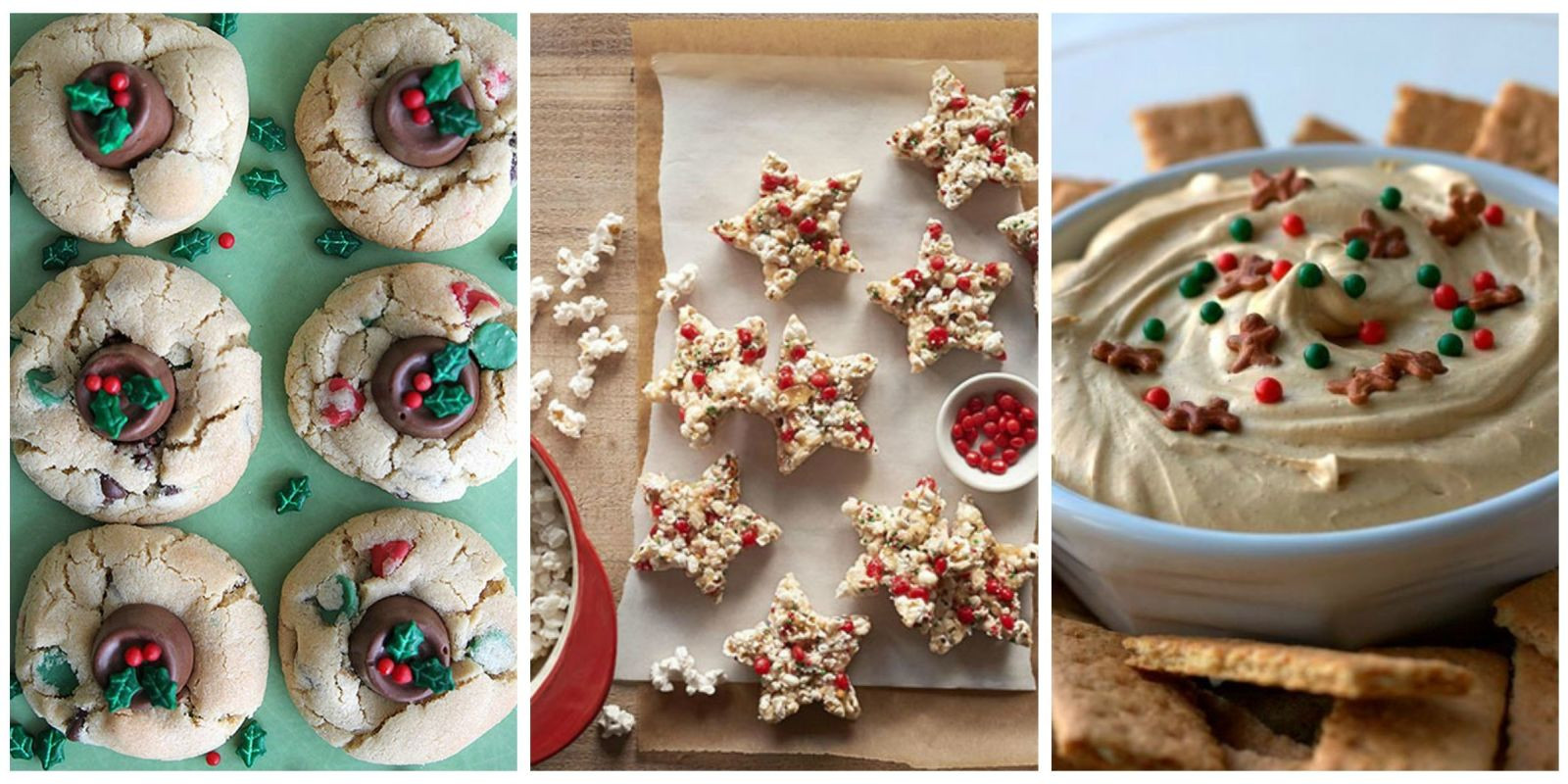 Christmas Baking Ideas  40 Easy Christmas Desserts Best Recipes and Ideas for