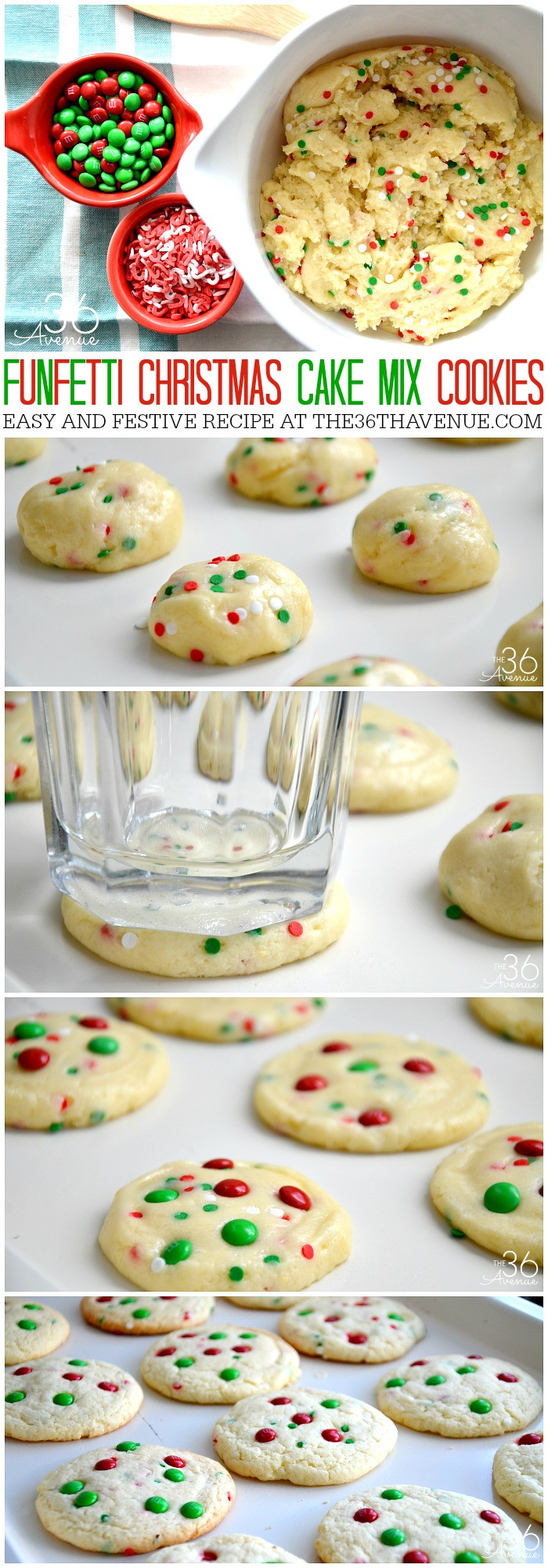 Christmas Baking Receipies  Christmas Cookies Easy Christmas Recipes The 36th AVENUE