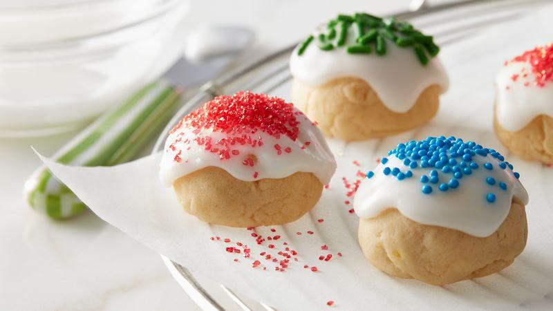 Christmas Baking Receipies  Italian Christmas Cookies Recipe BettyCrocker