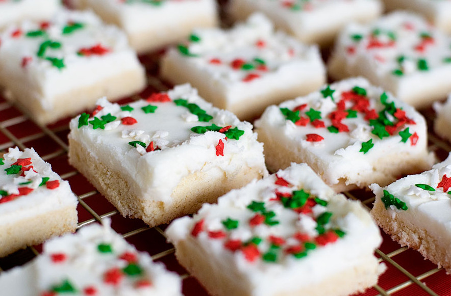 Christmas Baking Squares  Easy and Delicious Christmas Cookies Recipes and Ideas
