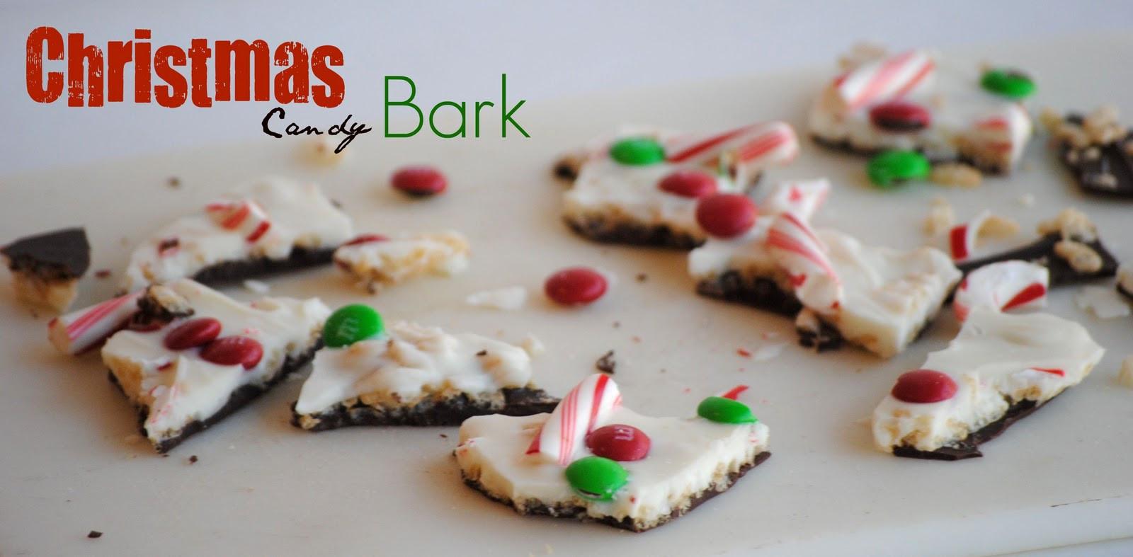Christmas Bark Candy Recipes  The Farm Girl Recipes Christmas Candy Bark
