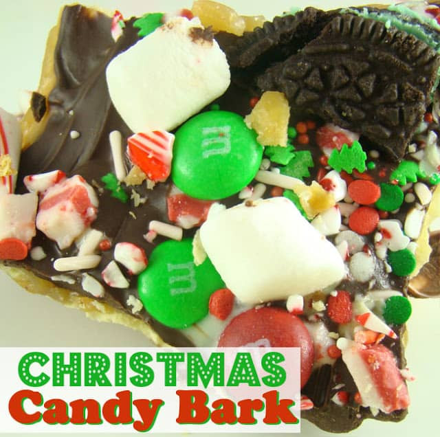 Christmas Bark Candy Recipes  Christmas Candy Bark Recipe Toffee and Chocolate