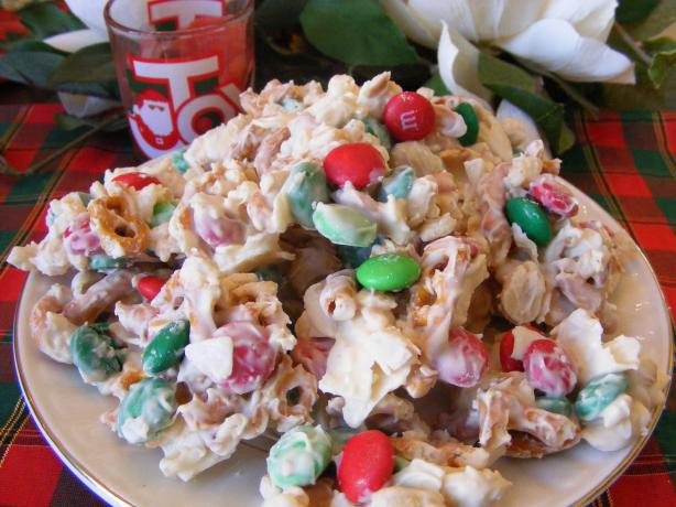 Christmas Bark Candy Recipes  Christmas Bark Candy Recipe Food