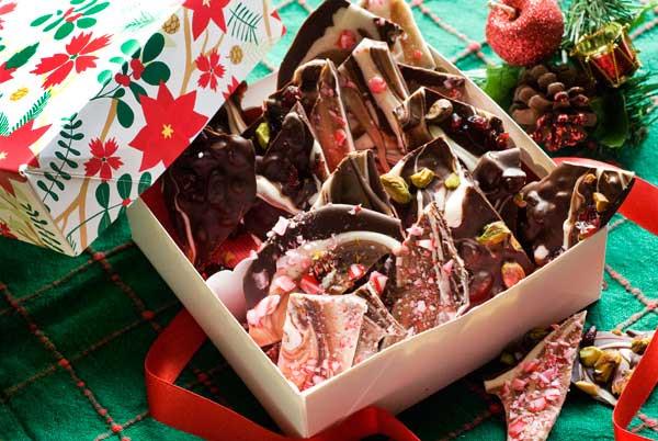 Christmas Bark Candy Recipes  Gluten Free Christmas Bark Candy Recipes