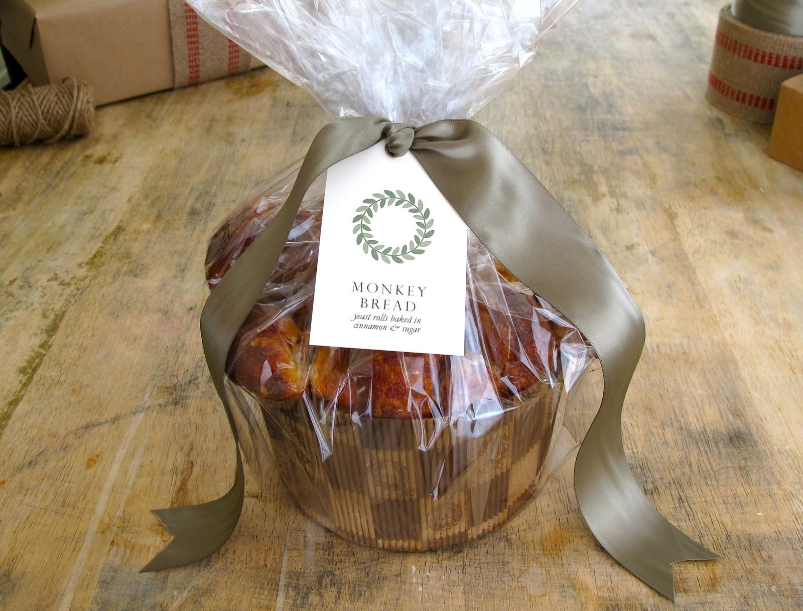 Christmas Bread Gifts  Jenny Steffens Hobick Monkey Bread