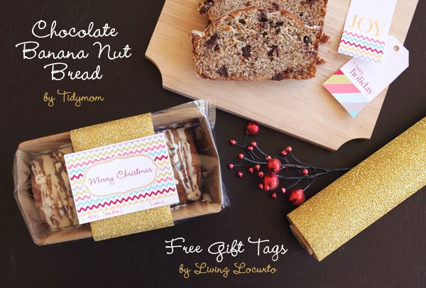 Christmas Bread Gifts  Quick Bread Recipes