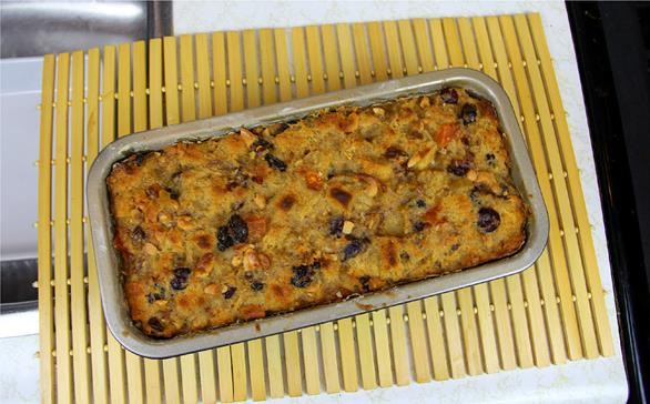 Christmas Bread Pudding  Caribbean Christmas Bread Pudding