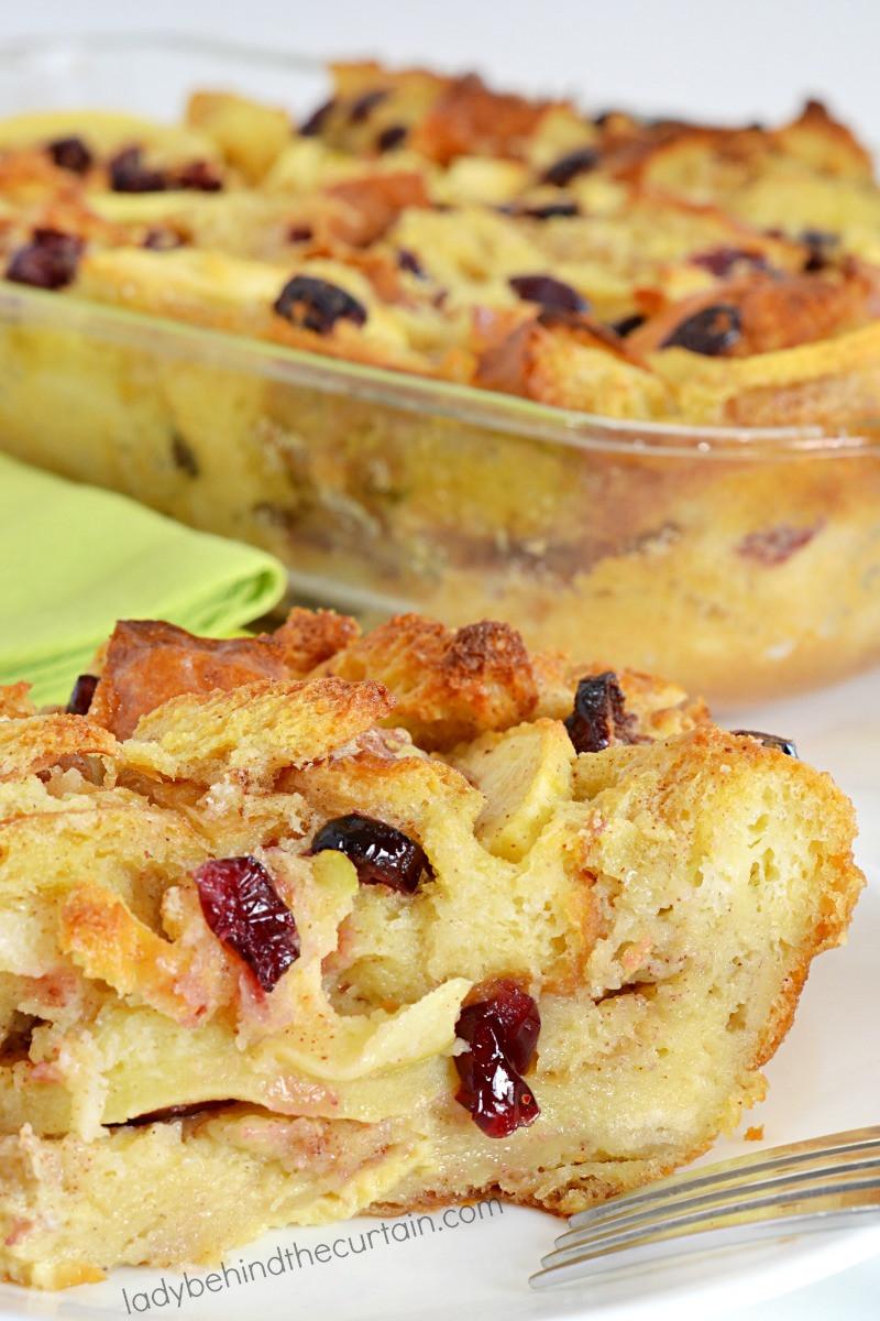 Christmas Bread Pudding  Christmas Bread Pudding