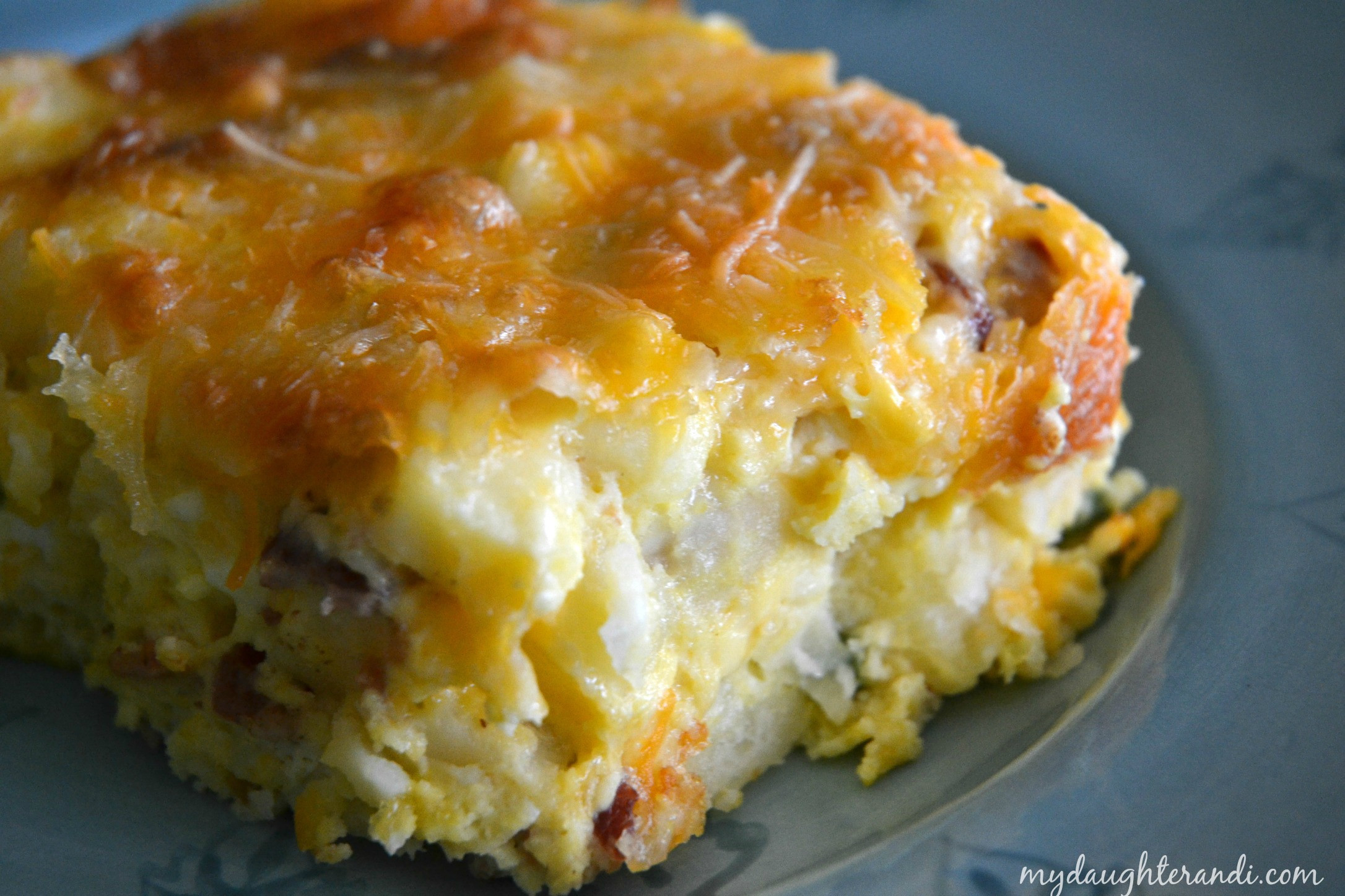 Christmas Breakfast Casserole Recipes  My Daughter and I
