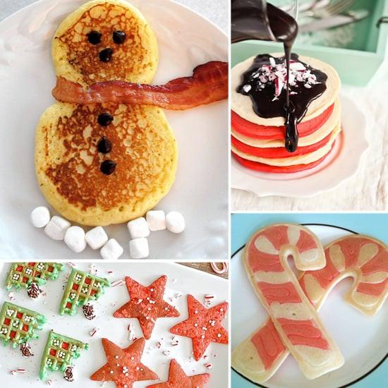Christmas Breakfast For Kids  Christmas Breakfast Pancakes For Kids