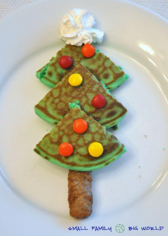 Christmas Breakfast For Kids  25 Fun Christmas Breakfast Ideas for Kids