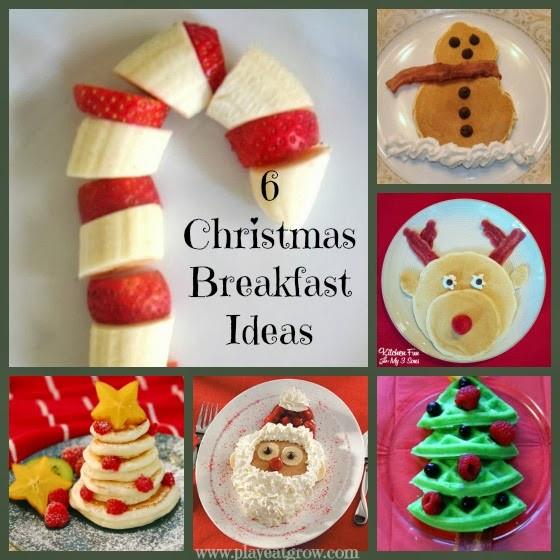 Christmas Breakfast For Kids  Play Eat Grow 6 Fun Christmas Breakfast Ideas