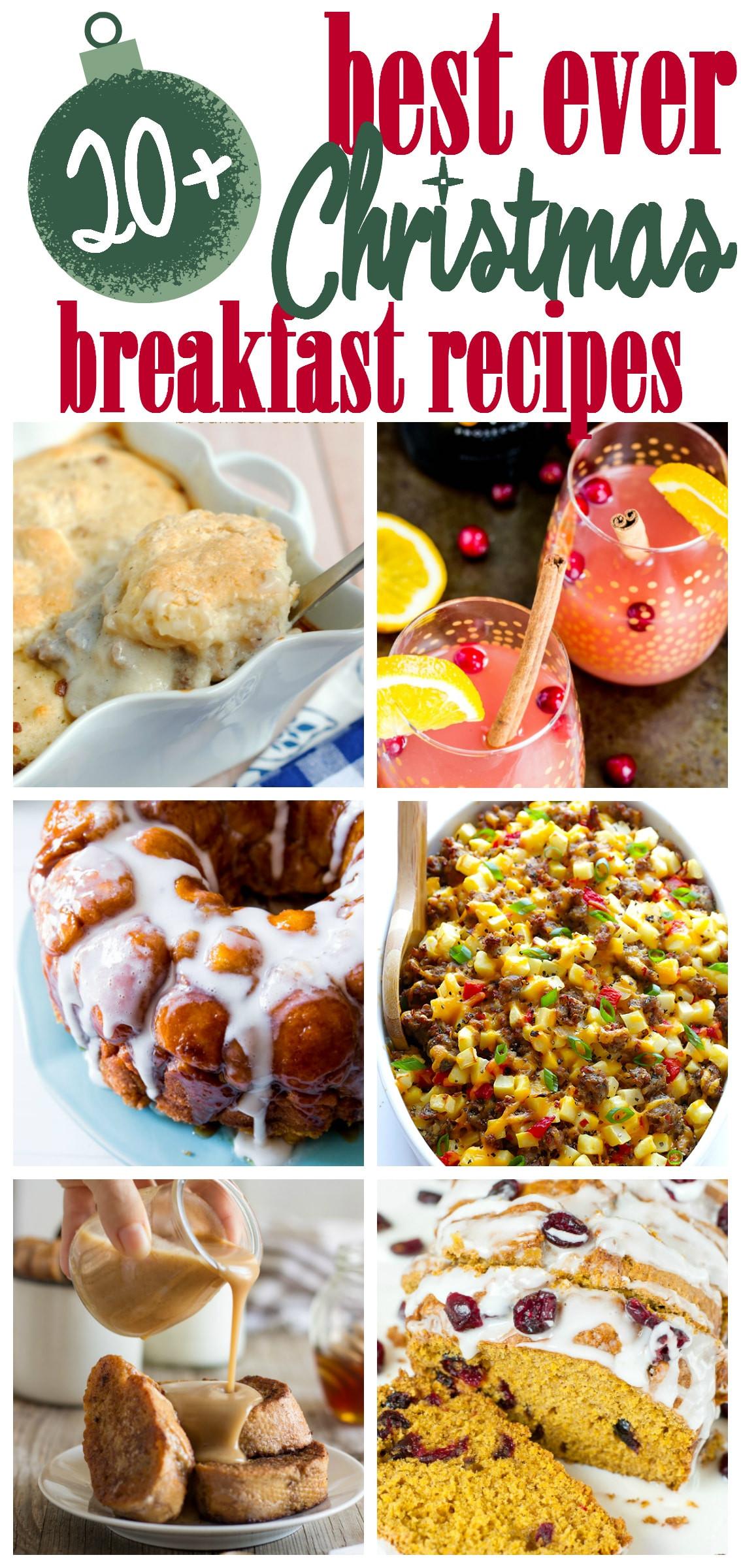 Christmas Breakfast Recipes  Best Christmas Breakfast Recipes Kim s Cravings