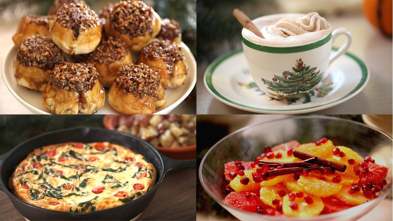 Christmas Breakfast Recipes  Christmas Breakfast Recipes