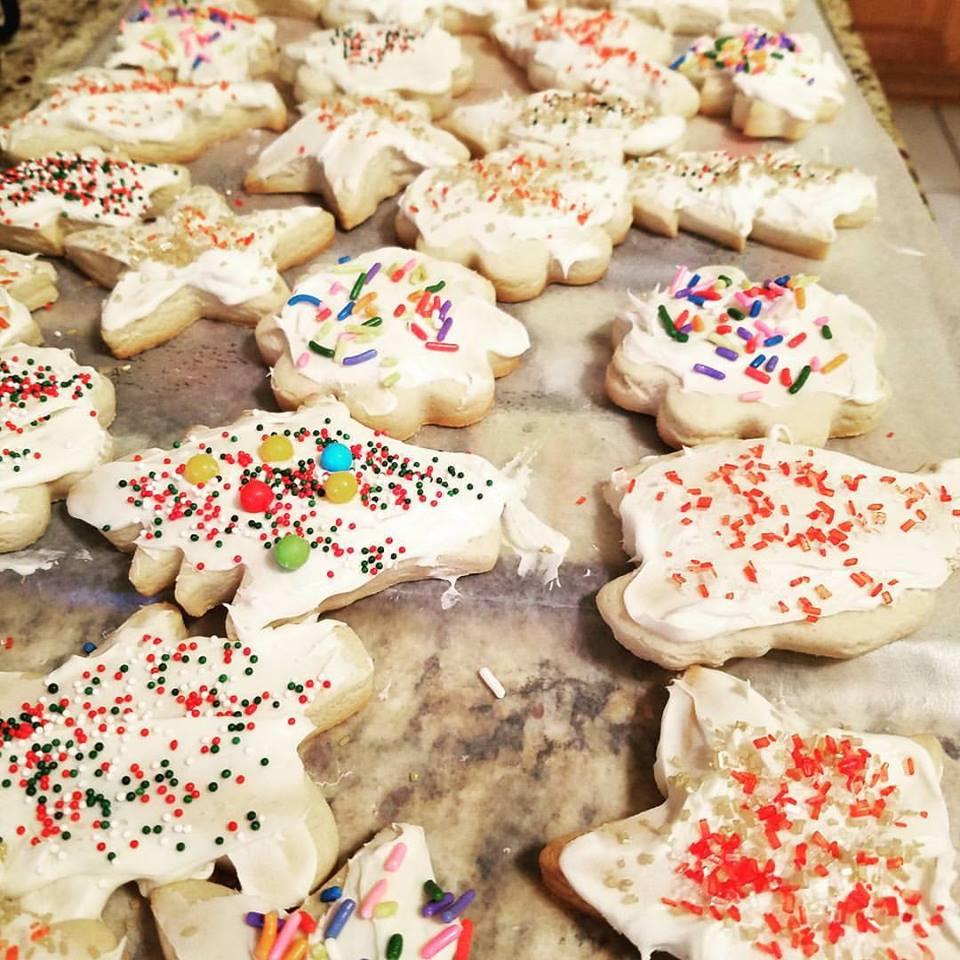 Christmas Butter Cookies  Christmas Cutout Butter Cookies