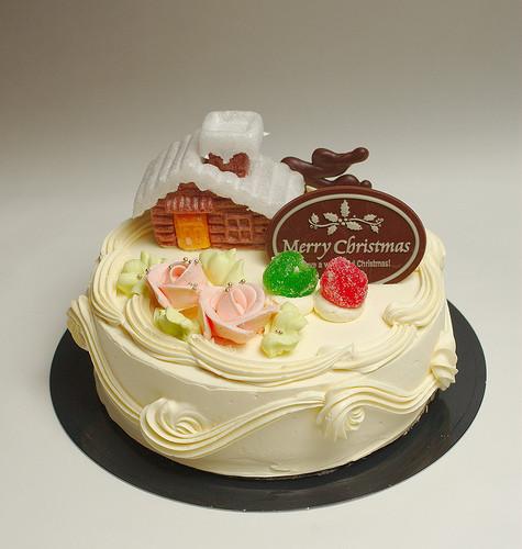 Christmas Cakes Japan  Japan at Christmas