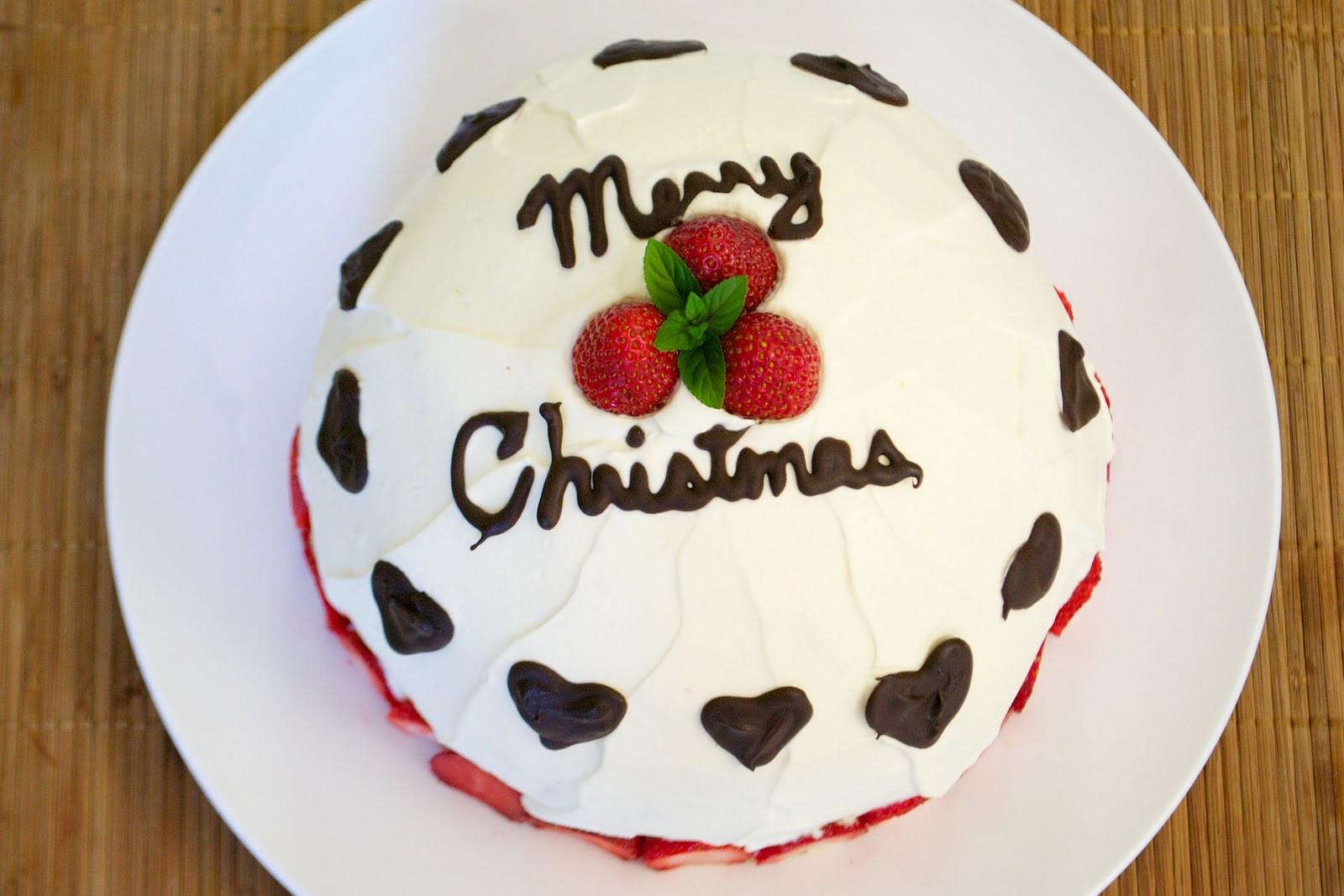 Christmas Cakes Japan  Japanese Christmas Cake