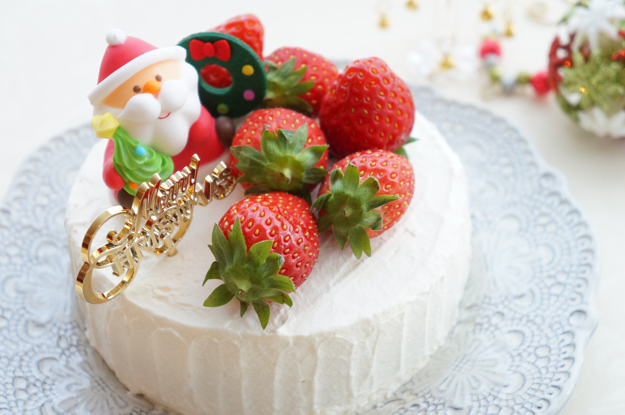 Christmas Cakes Japan  5 Festive Facts About Japanese Christmas Cake Savvy Tokyo