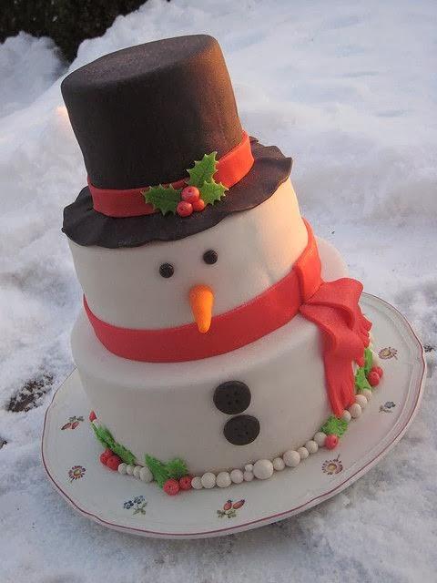 Christmas Cakes Pinterest  Christmas 2015 Cake Recipes with Pinterest