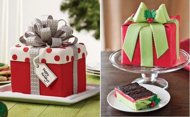 Christmas Cakes Pinterest  Classic Christmas Cake Designs – Cake Geek Magazine