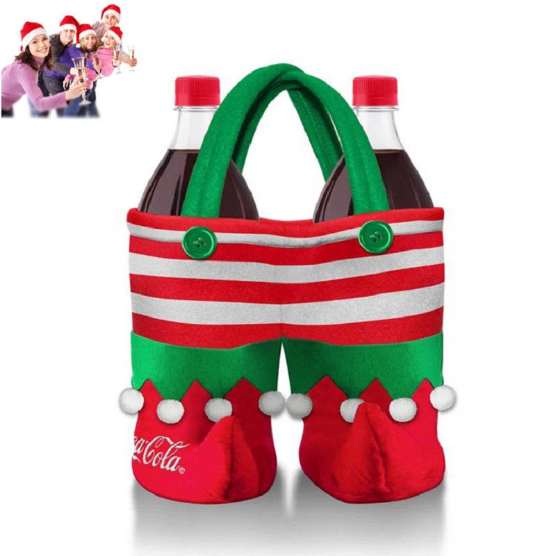 Christmas Candy Bags  Brand New Christmas Elves Christmas Candy Bags Creative