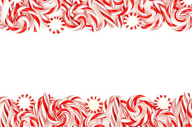 Christmas Candy Border  Top 60 Candy Cane Stock s and iStock