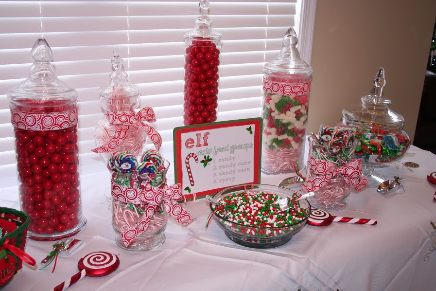 Christmas Candy Buffets  Event Planner Spotlight Classic Events By Kris
