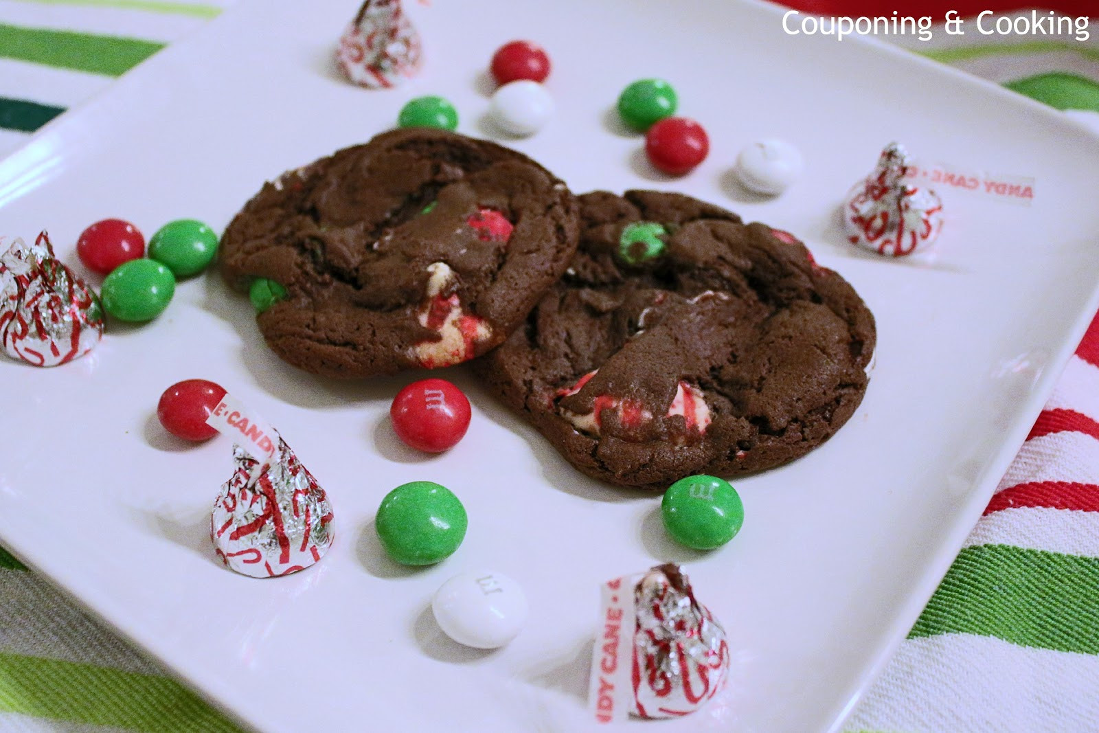 Christmas Candy Cookies  Tobins Tastes UltiMINT Christmas Candy Cookies