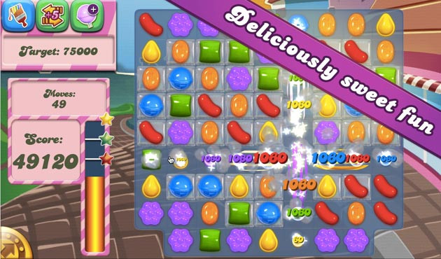 Christmas Candy Crush  10 All time favorite free games for Android DailyVedas