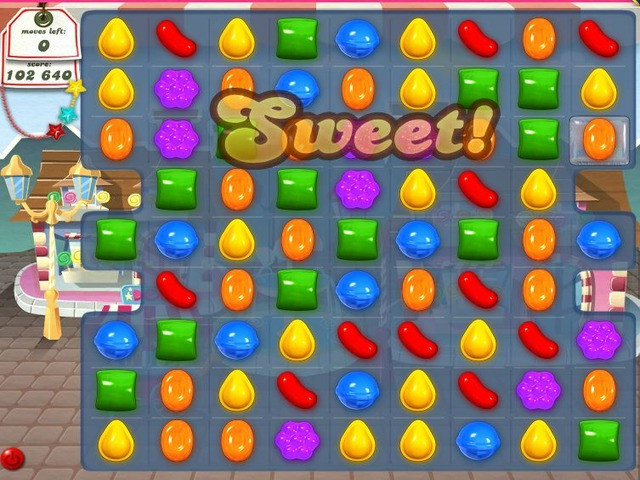 Christmas Candy Crush  What Makes Candy Crush so Much fun
