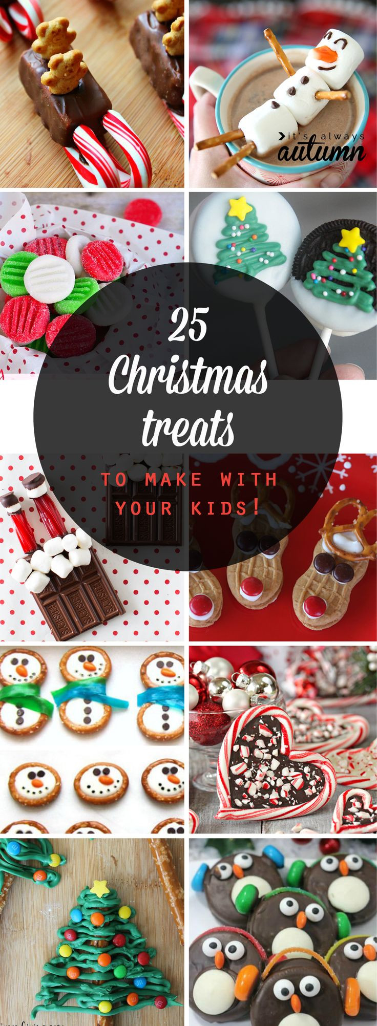 Christmas Candy For Kids  25 best ideas about Christmas Treats on Pinterest