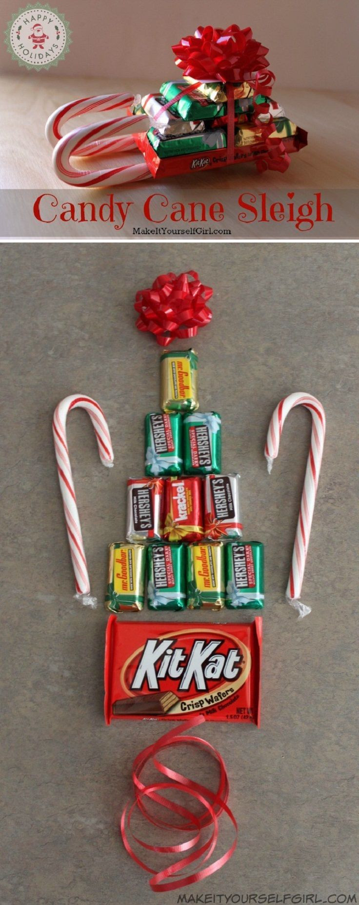 Christmas Candy For Kids  Best 25 Christmas party favors ideas on Pinterest