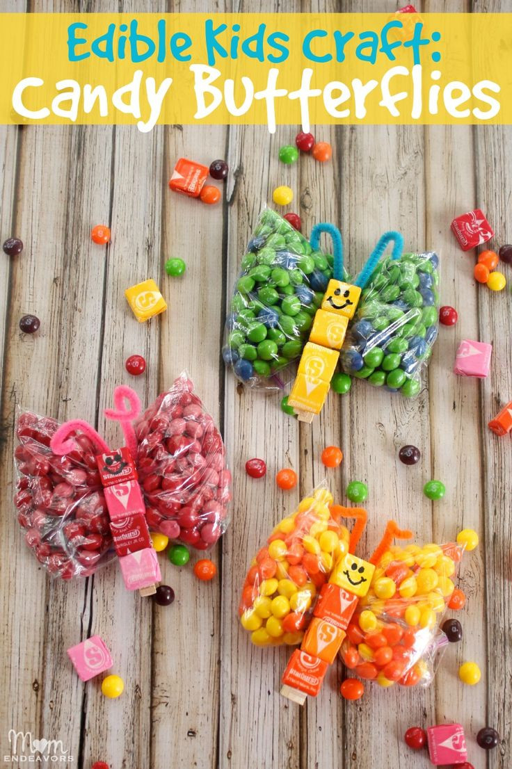 Christmas Candy For Kids  Best 25 Candy crafts ideas on Pinterest