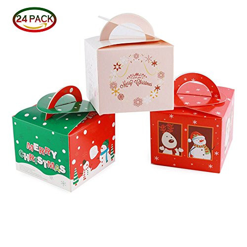 Christmas Candy Gift Boxes  Candy Gift Boxes for Christmas Amazon