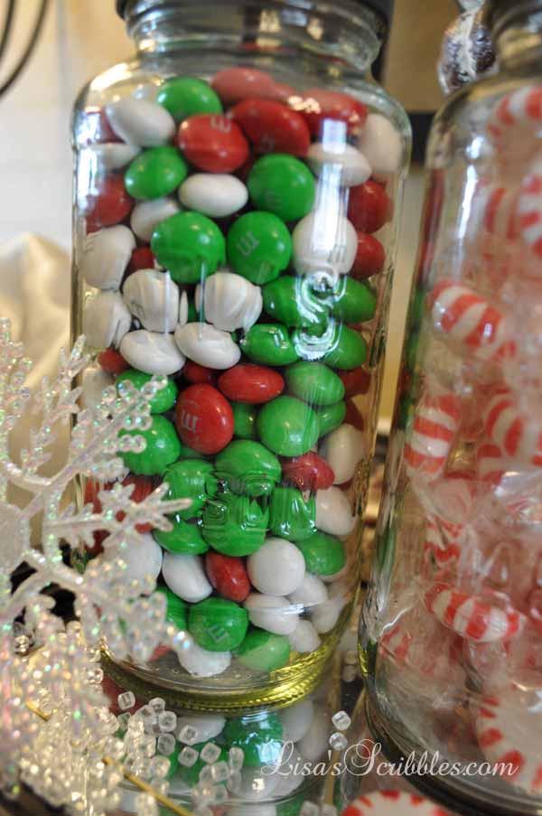 Christmas Candy Jars  Hometalk