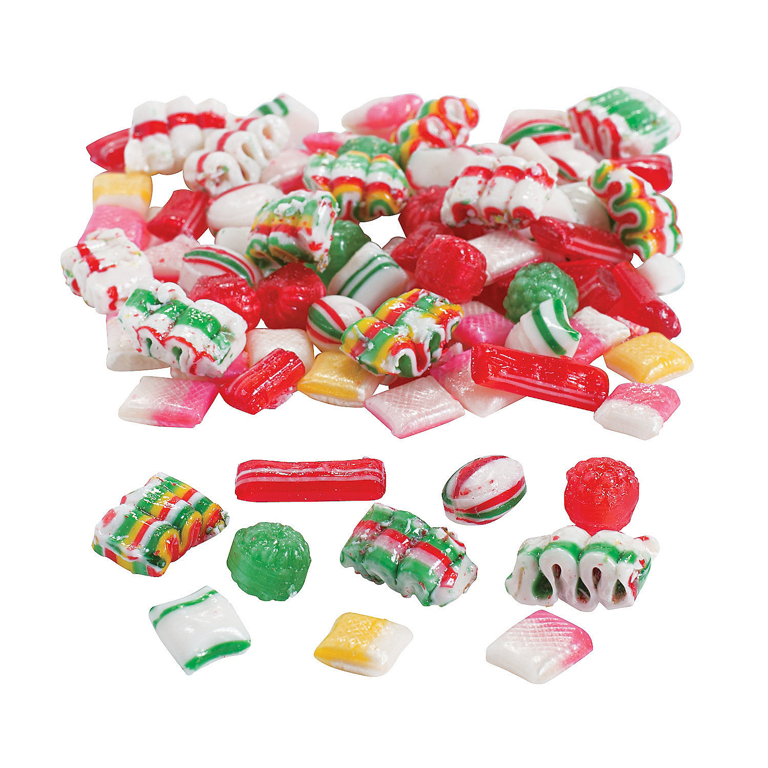 Christmas Candy Mix  Brach's Holiday Old Fashioned Candy Mix Oriental