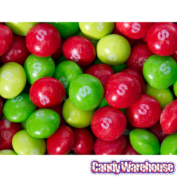 Christmas Candy Mix  Skittles Candy Holiday Mix 10 5 Ounce Bag