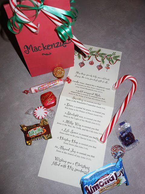 Christmas Candy Names  110 best images about Christmas Ideas for Sunday School on