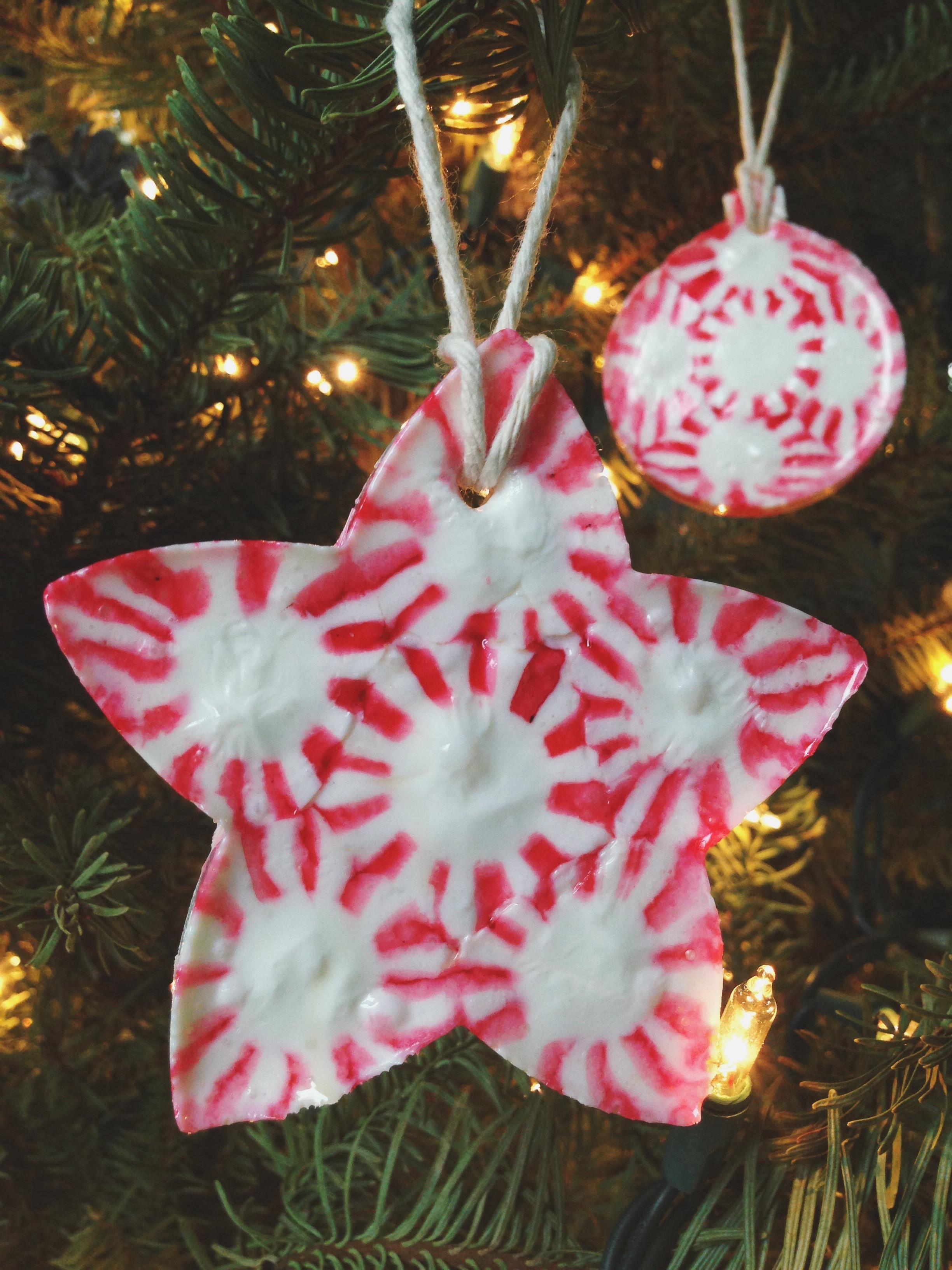 Christmas Candy Ornaments  25 Beautiful Handmade Ornaments