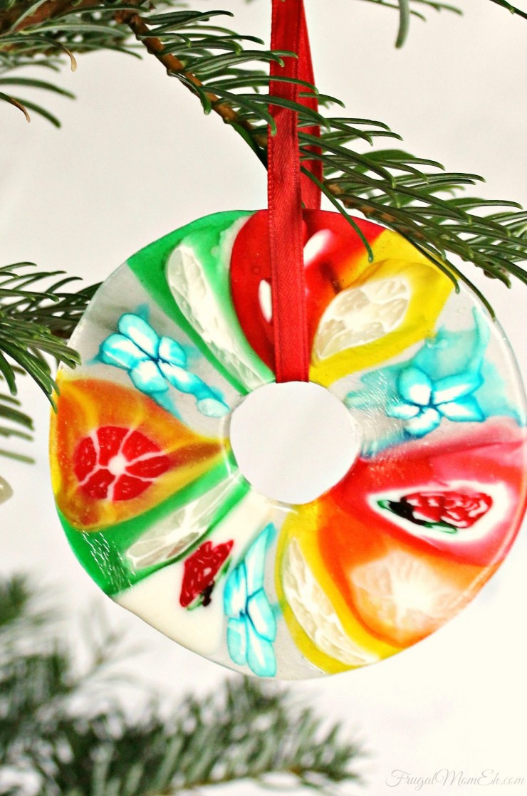Christmas Candy Ornaments  Christmas Candy Ornaments Frugal Mom Eh
