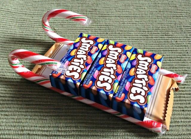 Christmas Candy Sleds  Christmas Candy Sleds – Craft Lightning Holiday Edition
