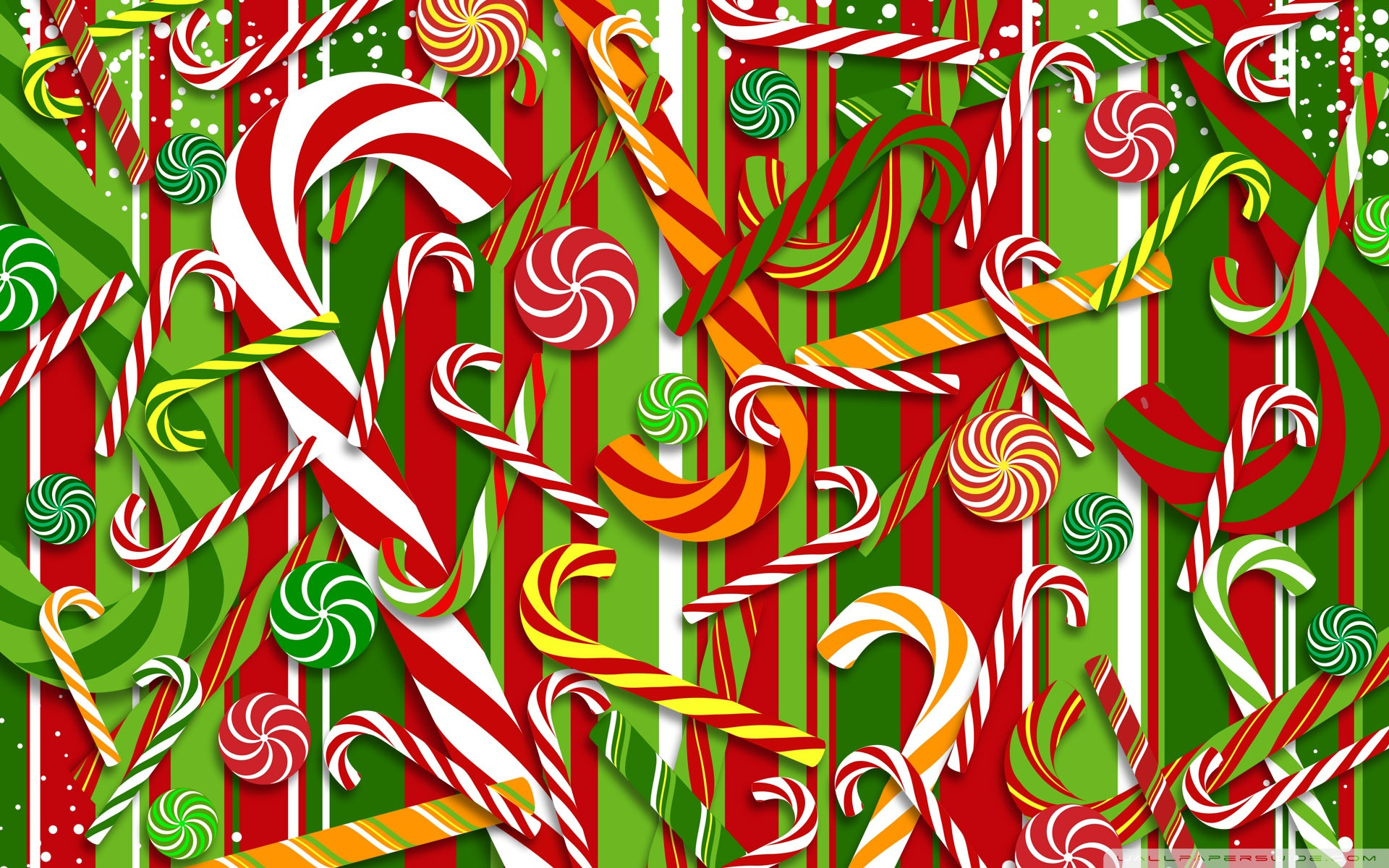 Christmas Candy Wallpaper  100 Best HD Christmas Wallpapers for Your Desktop