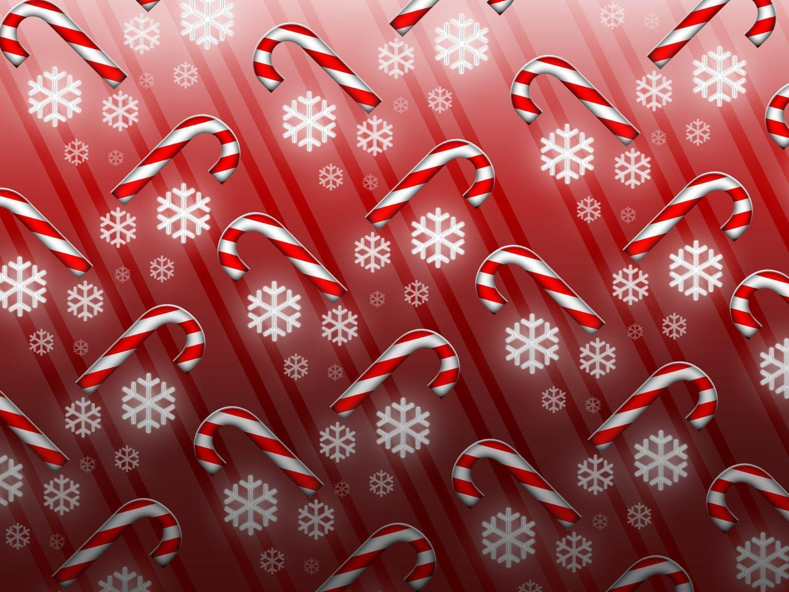 Christmas Candy Wallpaper  Candy Cane Wallpapers Wallpaper Cave