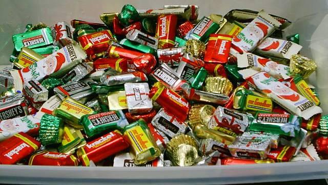 Christmas Candy Walmart  CHEAP Christmas Chocolate Clearance at Walmart and