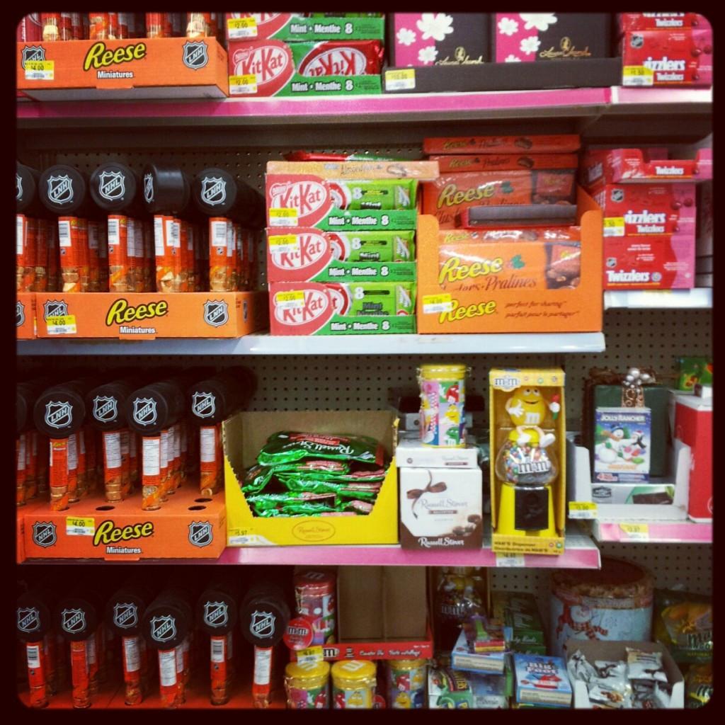 Christmas Candy Walmart  Shopping for Stocking Stuffers Walmart ⋆ chic everywhere
