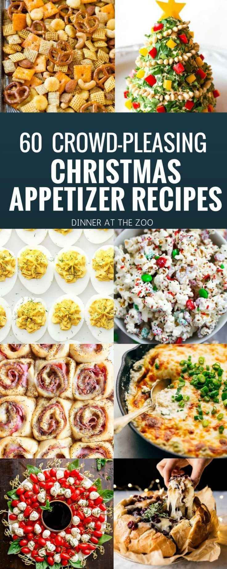 Christmas Cold Appetizers  Best 25 Christmas finger foods ideas on Pinterest